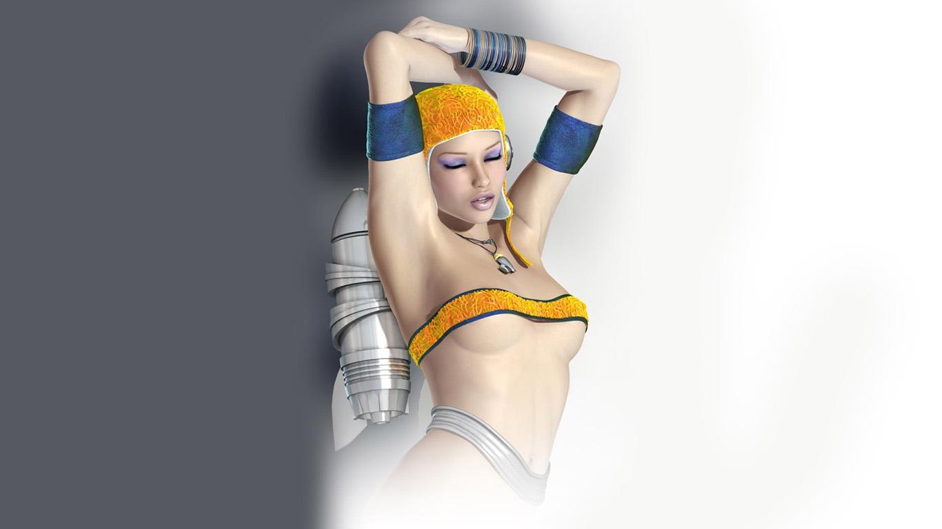 3dgirl sexyamazons hentia gallery