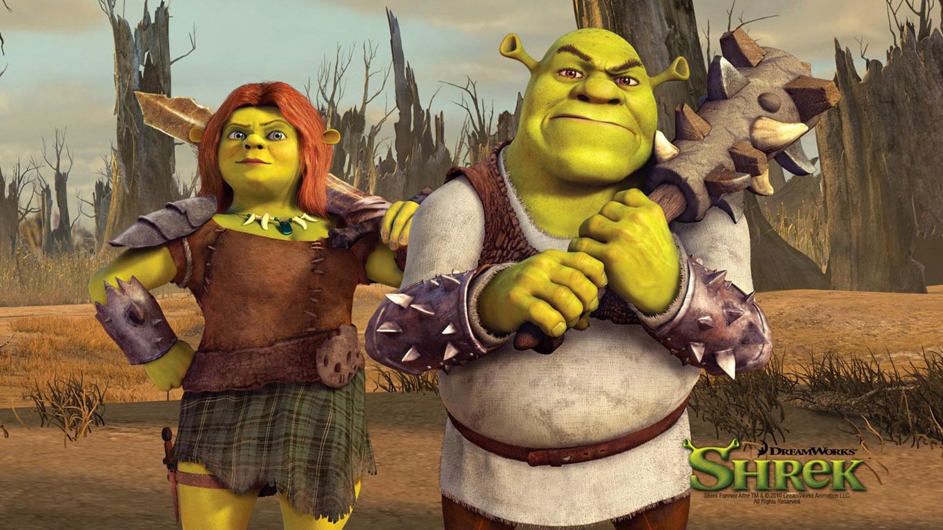 Shrek nackt pron picture