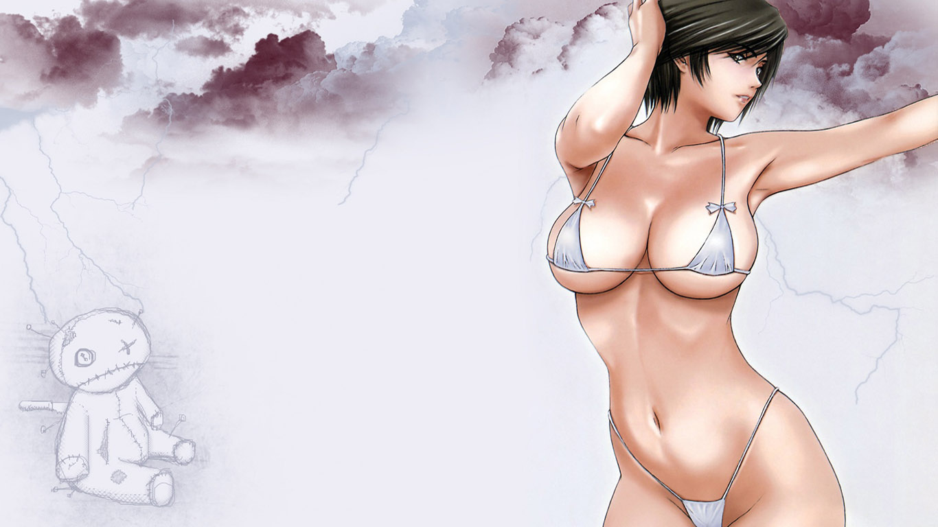 Hentai hot wallpaper porno gallery