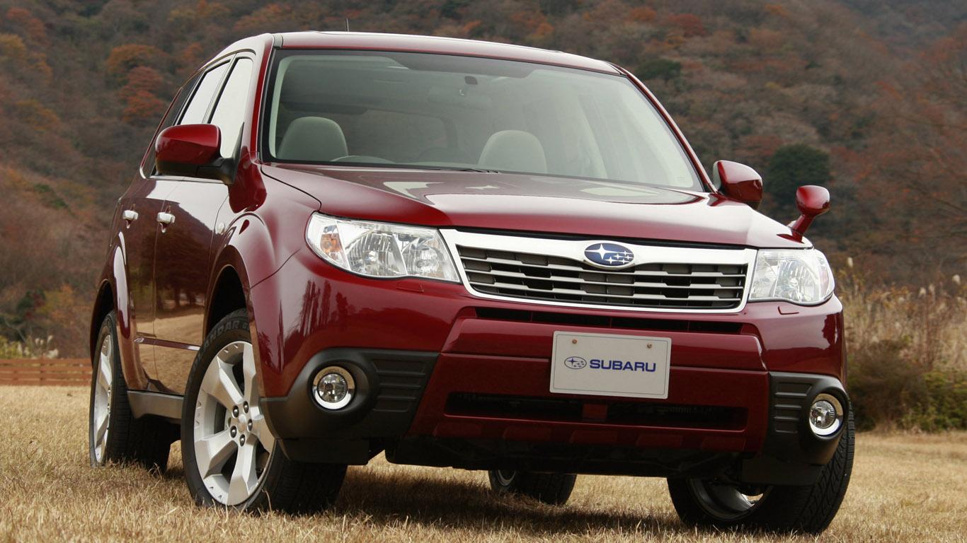 Subaru Forester: вибір сильного