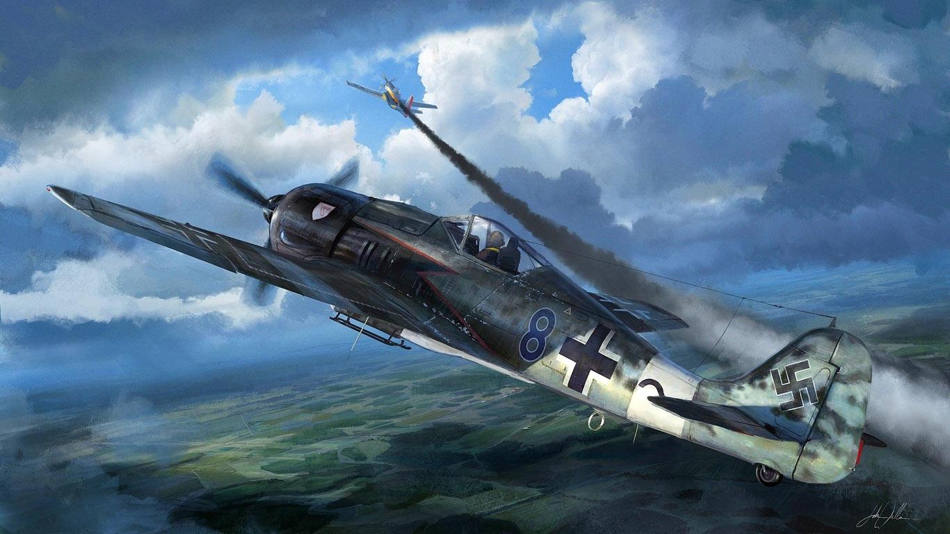 Обои истребитель, бомбардировщик. Авиация foto 17