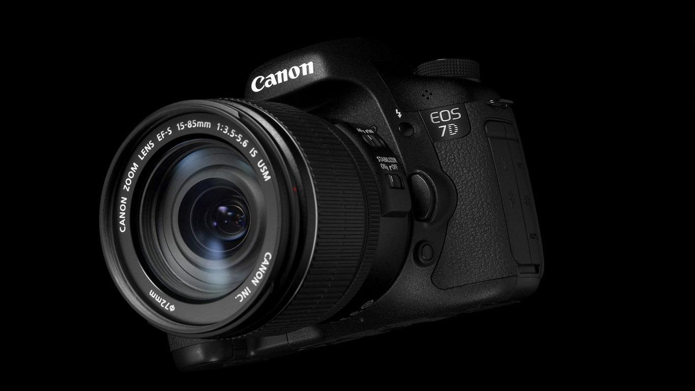 черно белая картинка фотоаппарат