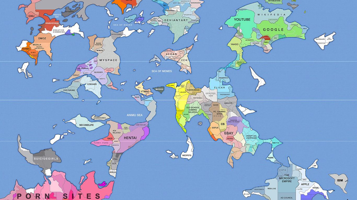 обои на рабочий стол карта мира 1280х1024