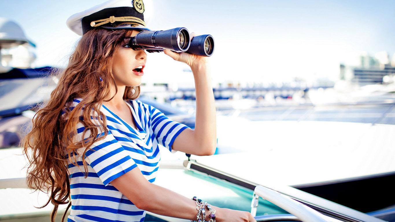 Смотреть девушки на яхте 12 фотография