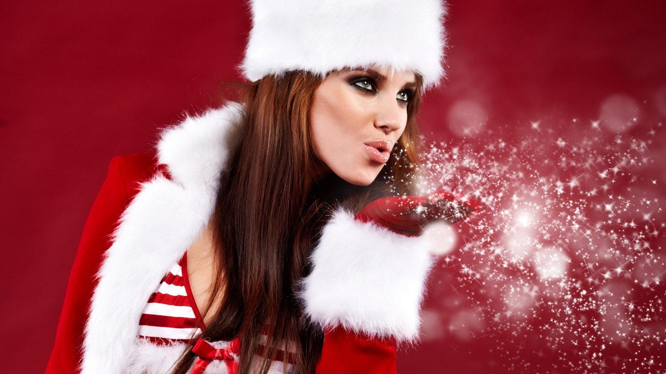 Сексуальная снегурочка фото 12 фотография