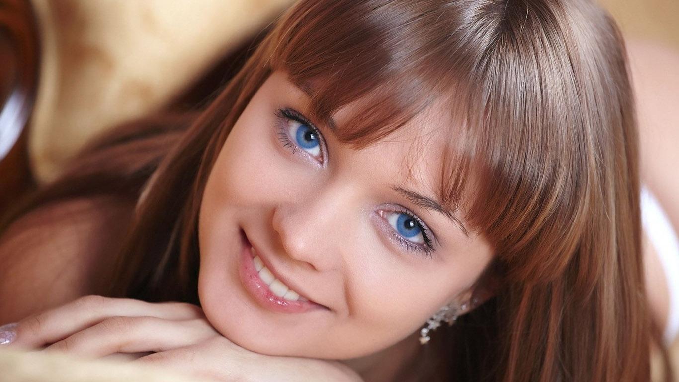 Фото девушек лицо 4 фотография