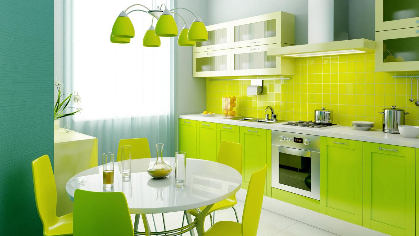 Стол на кухне, или обеденная зона!