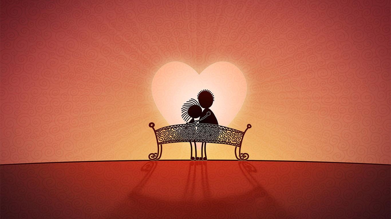 картинки вдвоем любовь