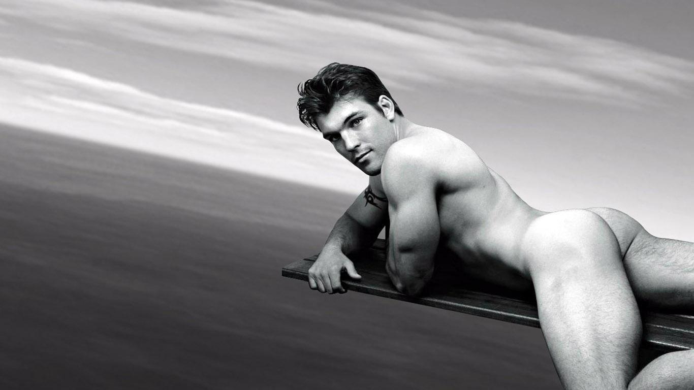 Самые красивые голые мужчины