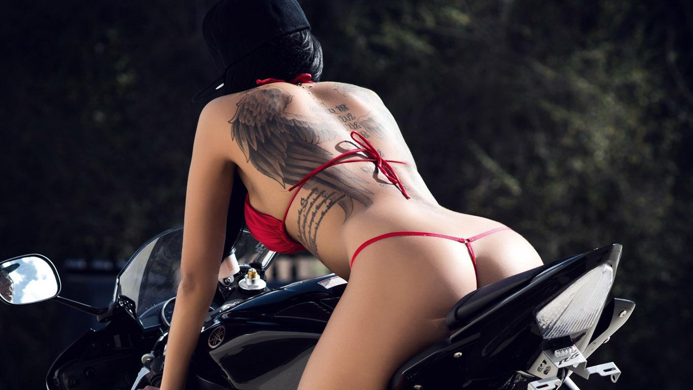 Ютуб мотоциклист и секс 2 фотография