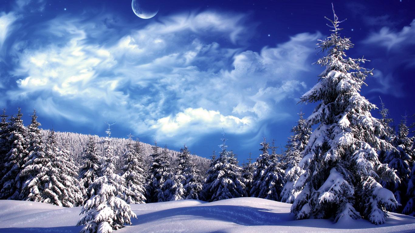 картинки на рабочий стол зимы