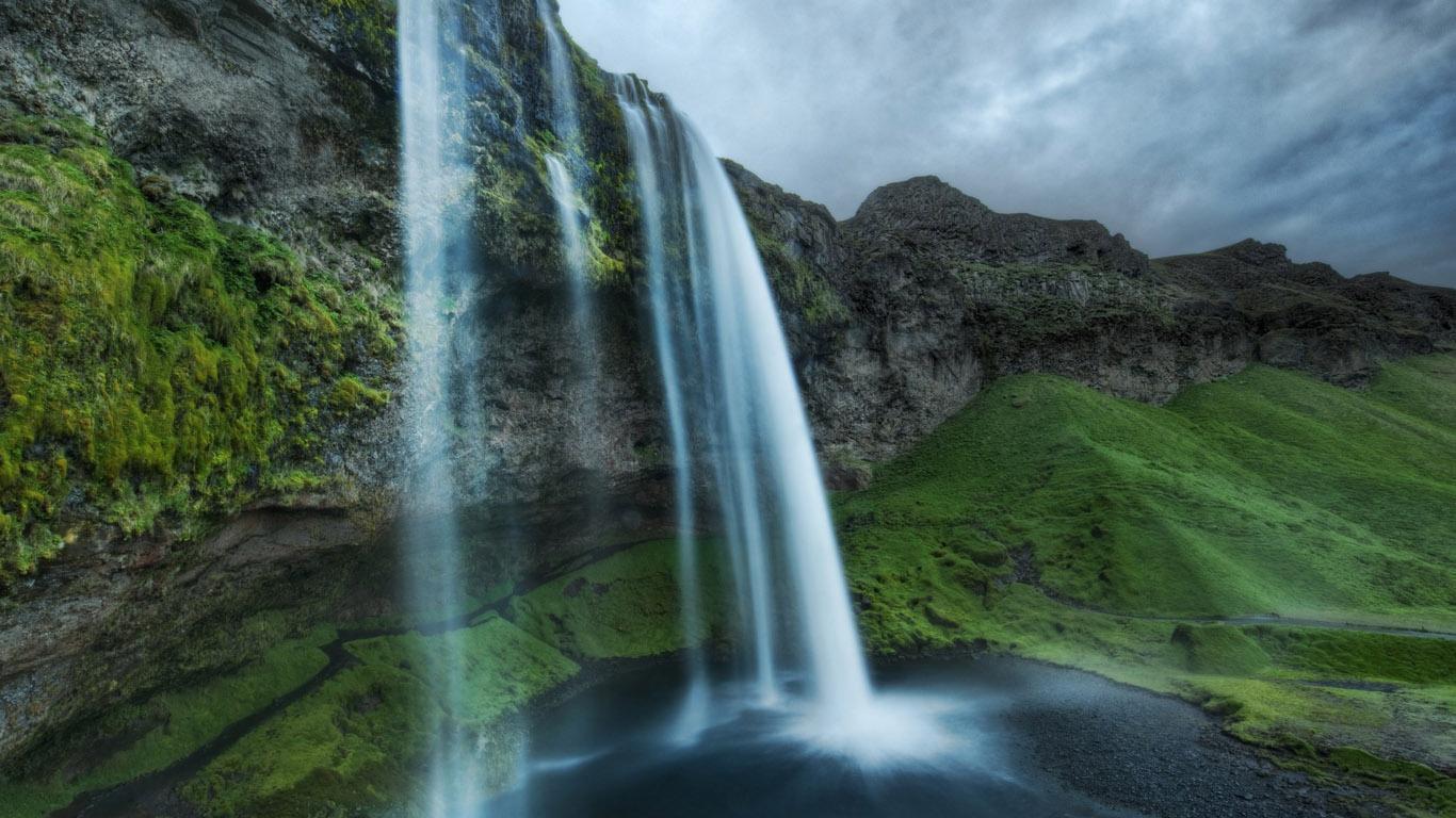 Картинки природы для пк разрешение 1366х768