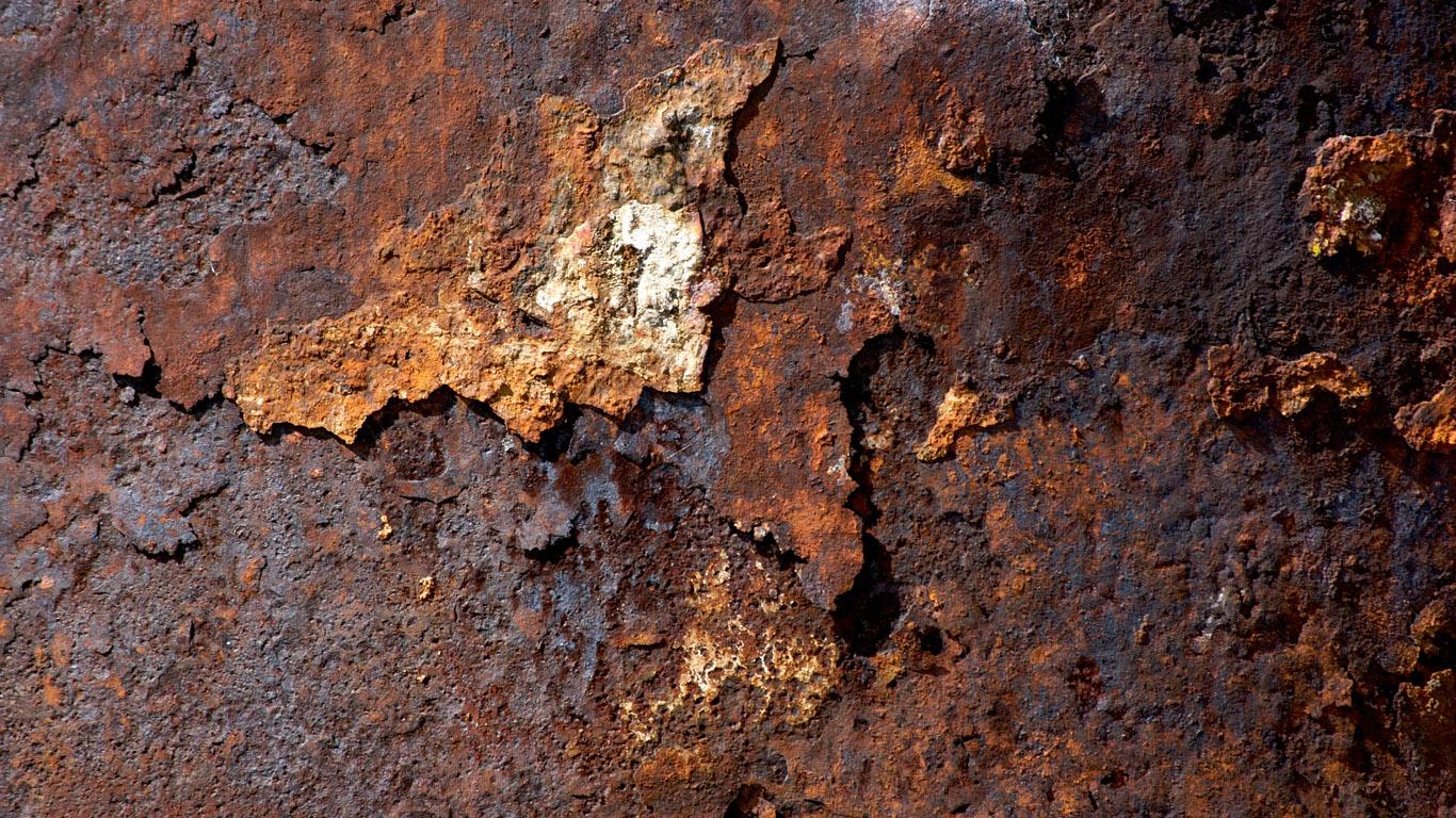 Rusty Metal Rel... Rusty